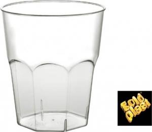 Bicchieri in Plastica Riutilizzabile per Cocktail (50 pezzi) | Vendita online all'ingrosso b2b