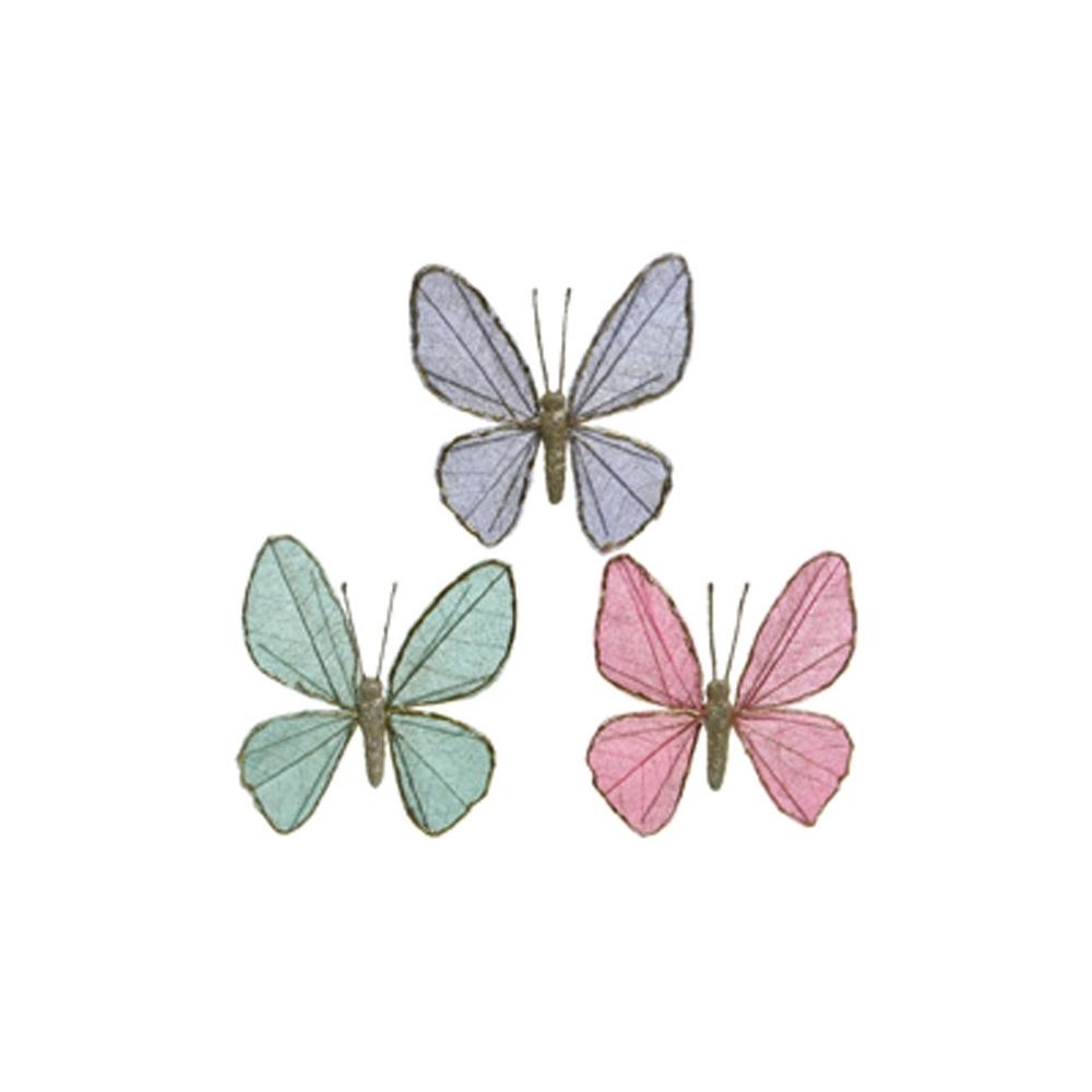 Farfalle con clip