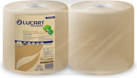 CARTA PULITUTTO ECO-NATURAL (2 BOBINE)