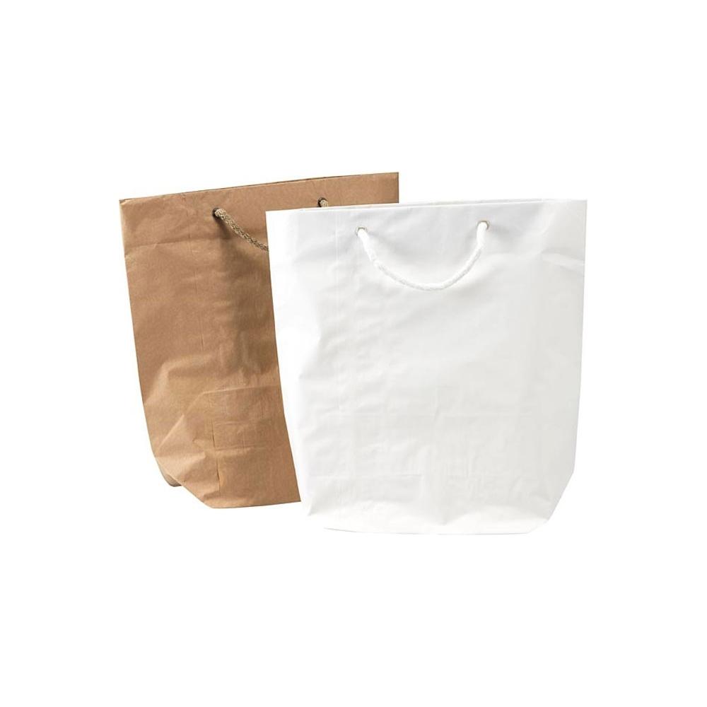 Sacchetti in carta cuba