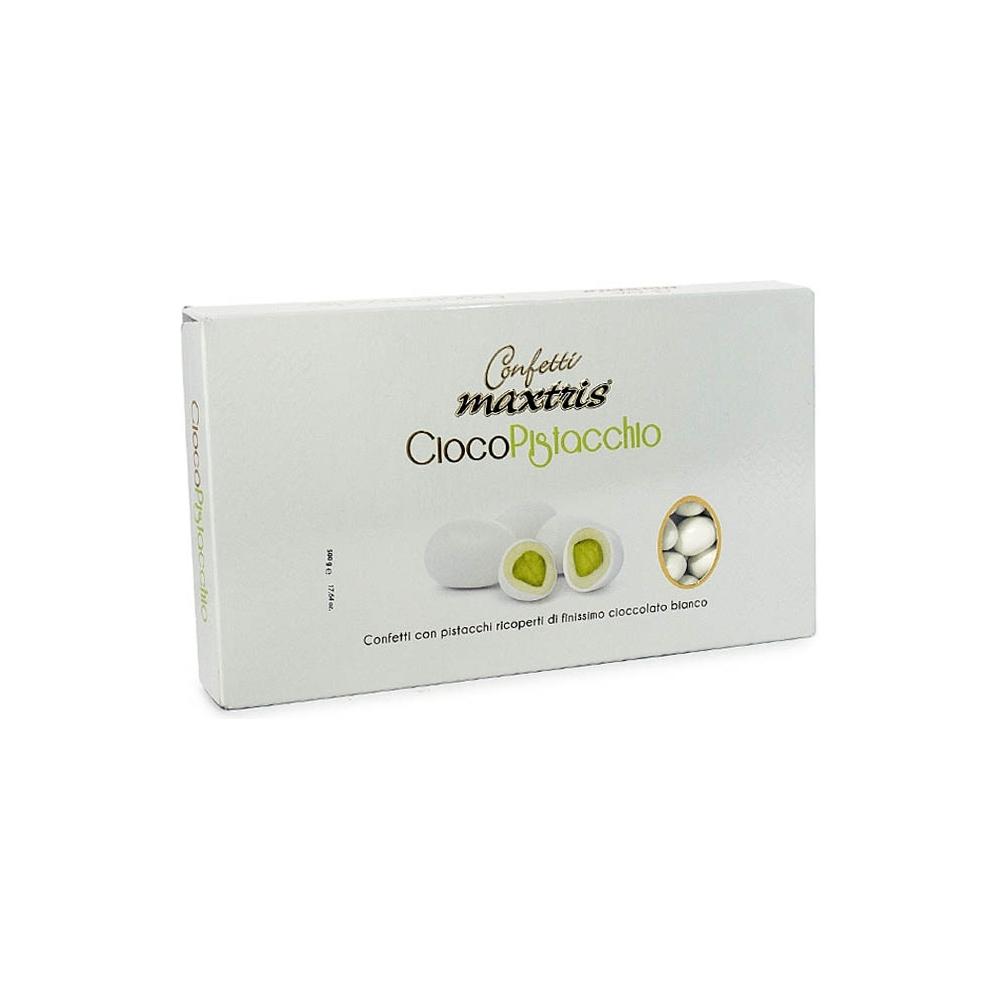 Confetti ciocopistacchio