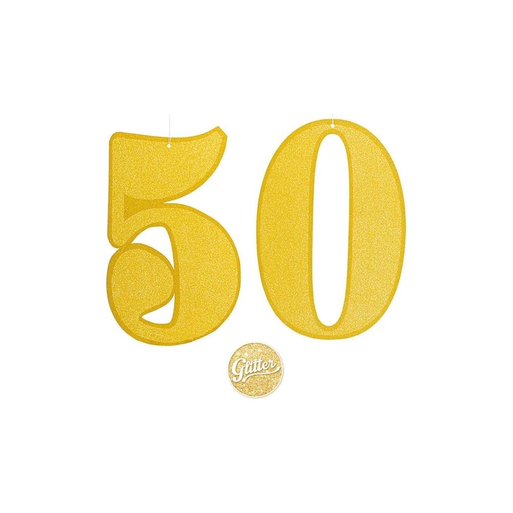 Numero 50 glitter