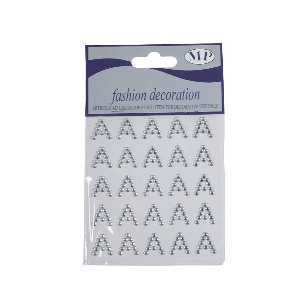 Stickers lettera (25 pezzi)