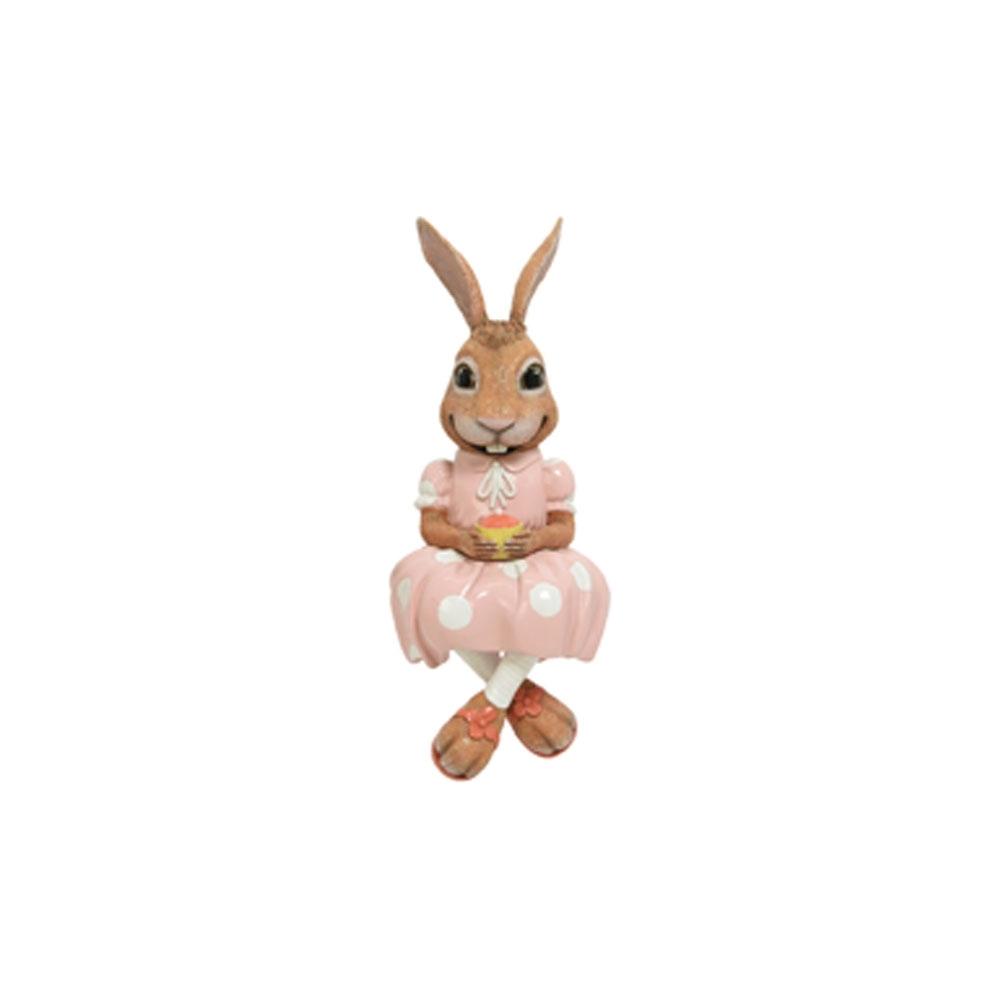 Coniglietta seduta