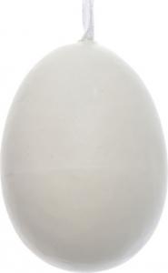 Uova bianche appendibili (6 pezzi)