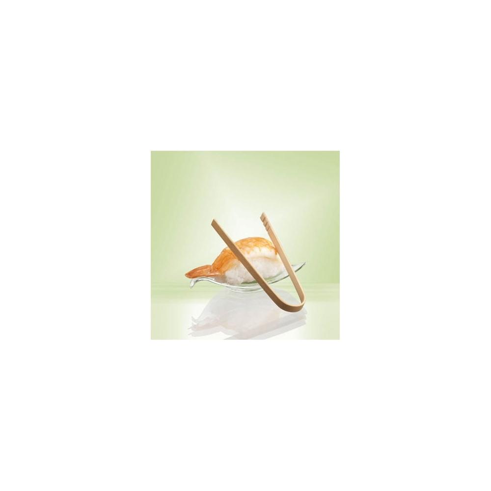 Pinzette in bambu' (50 pezzi)