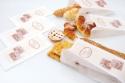 Sacchetti in carta antigrasso (1000 pezzi)