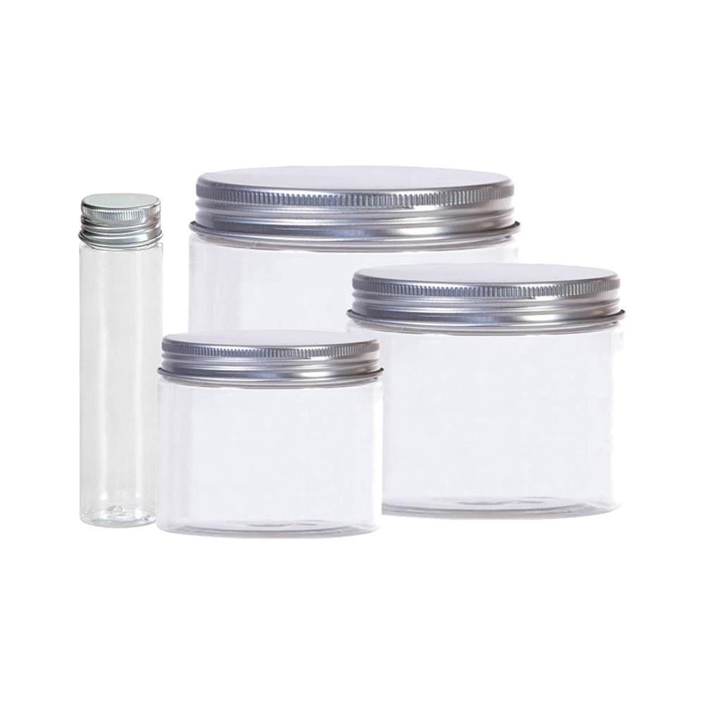 Vasetto in pet per alimenti (6 pezzi)