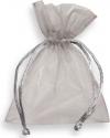 Sacchetto portaconfetti in organza (10 pezzi)