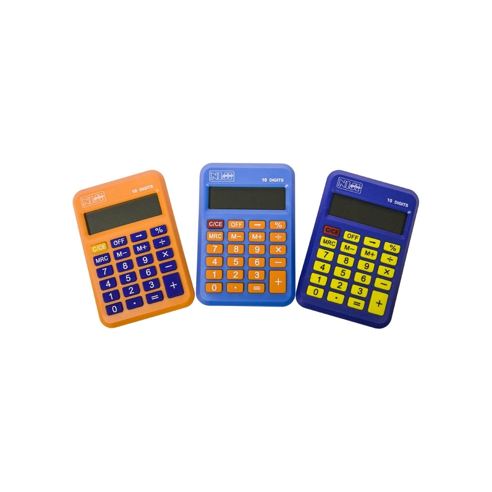 Calcolatrice 10 cifre