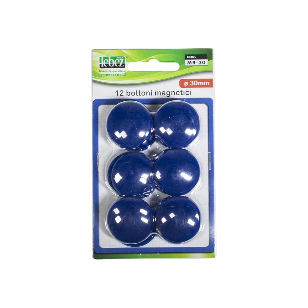 Bottoni magnetici (12 pezzi)