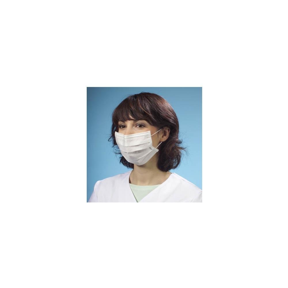 50 mascherine facciali in vlies
