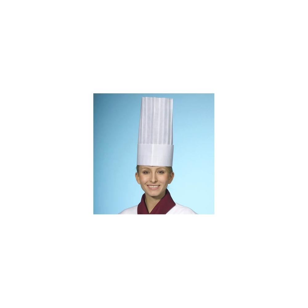 Cappelli da cuoco in tnt (5 pezzi)