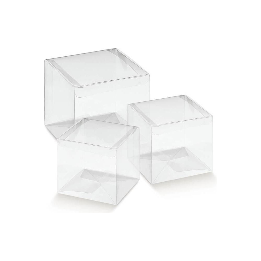 Scatola modello automatico trasparente