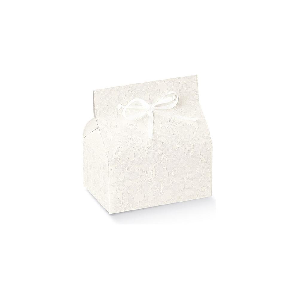 Scatola porta confetti chic