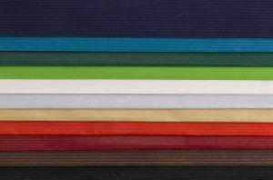 Carta da pacco colorata (25 fogli)