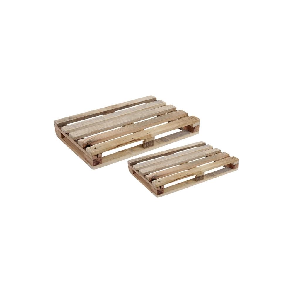 Minibancale di legno