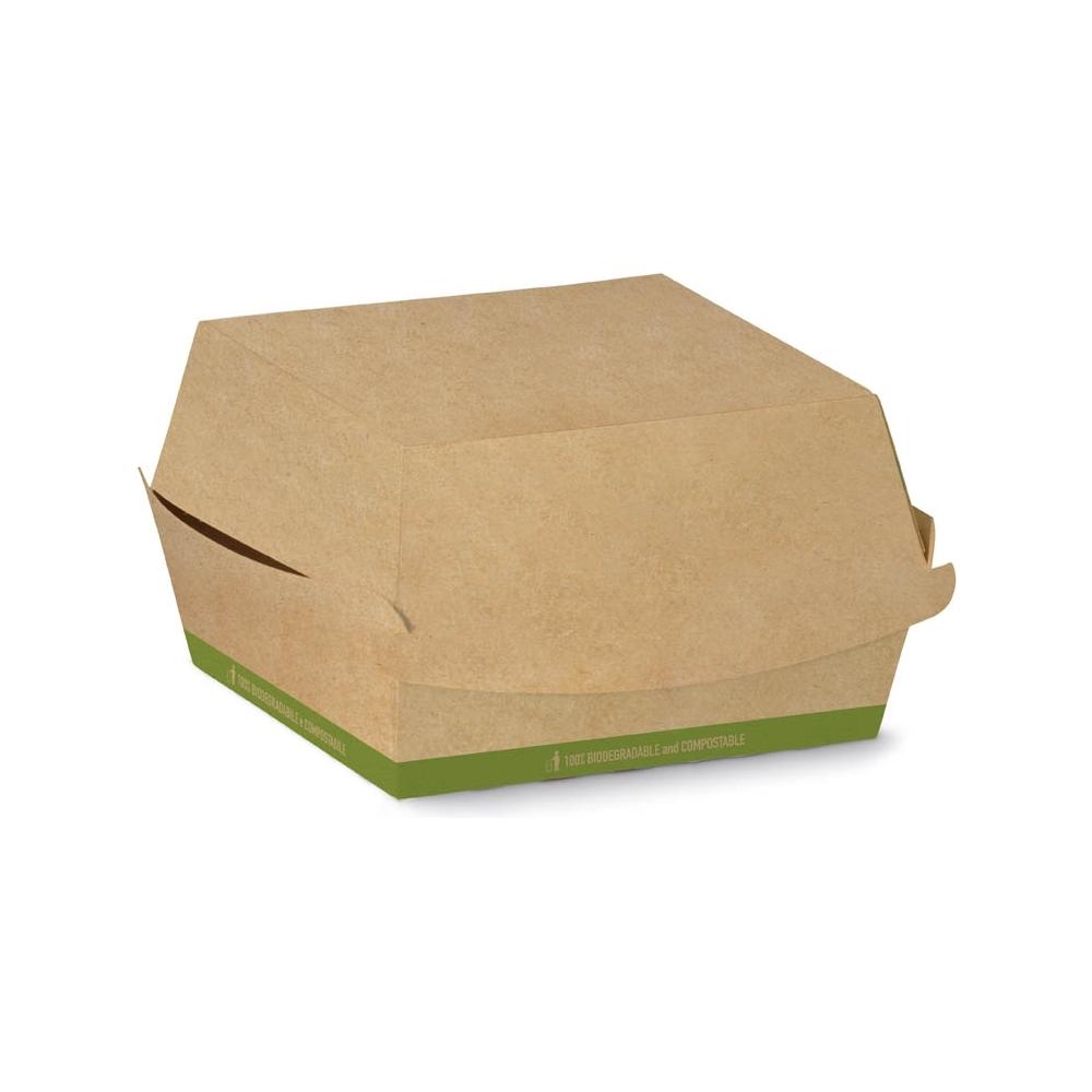 Porta hamburger bioplat
