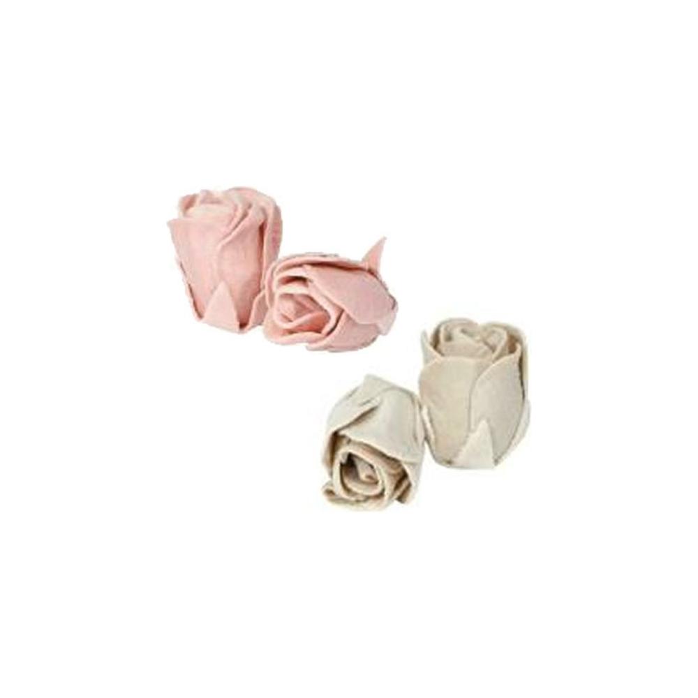 Rose in velluto (6 pezzi)