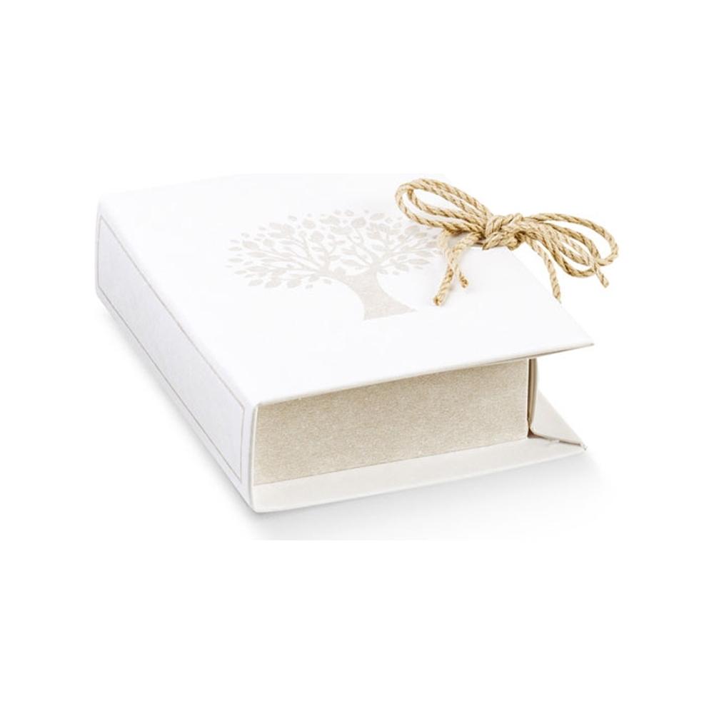 Scatola book albero della vita (10 pezzi)