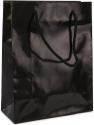 Shopper plastificati lucidi con corda cotone