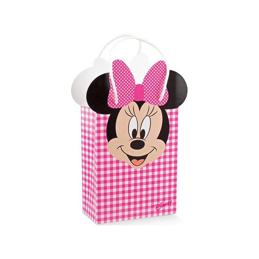 Shopper box minnie (10 pezzi)