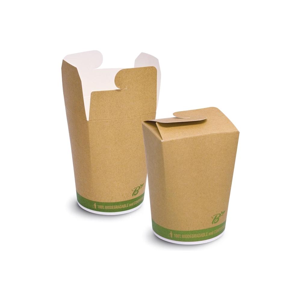 Food cup bioplat (48 pezzi)