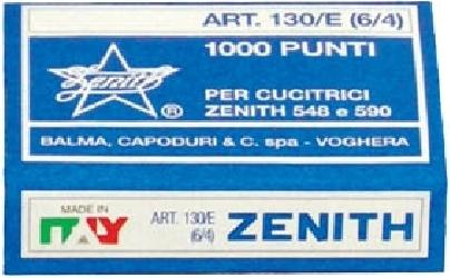 PUNTI IN ACCIAIO (10000 PEZZI)