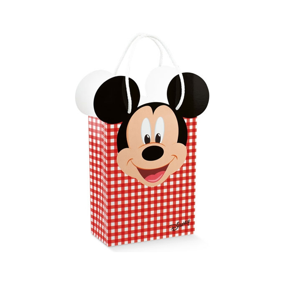 Shopper box mickey (10 pezzi)