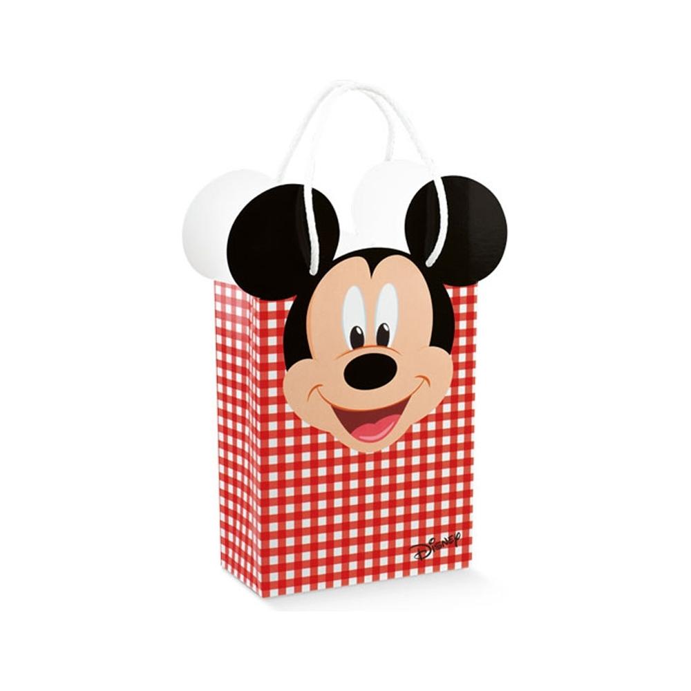 Shopper box mickey (10 pezzi)