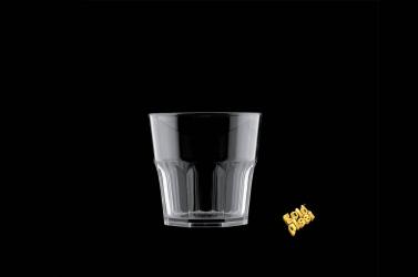 BICCHIERI IN SAN RIUTILIZZABILI PER MINI DRINK (8 PEZZI)