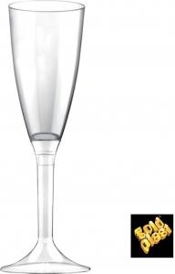 Flutes in Plastica Riutilizzabili Interi (10 pezzi)   Vendita online all'ingrosso