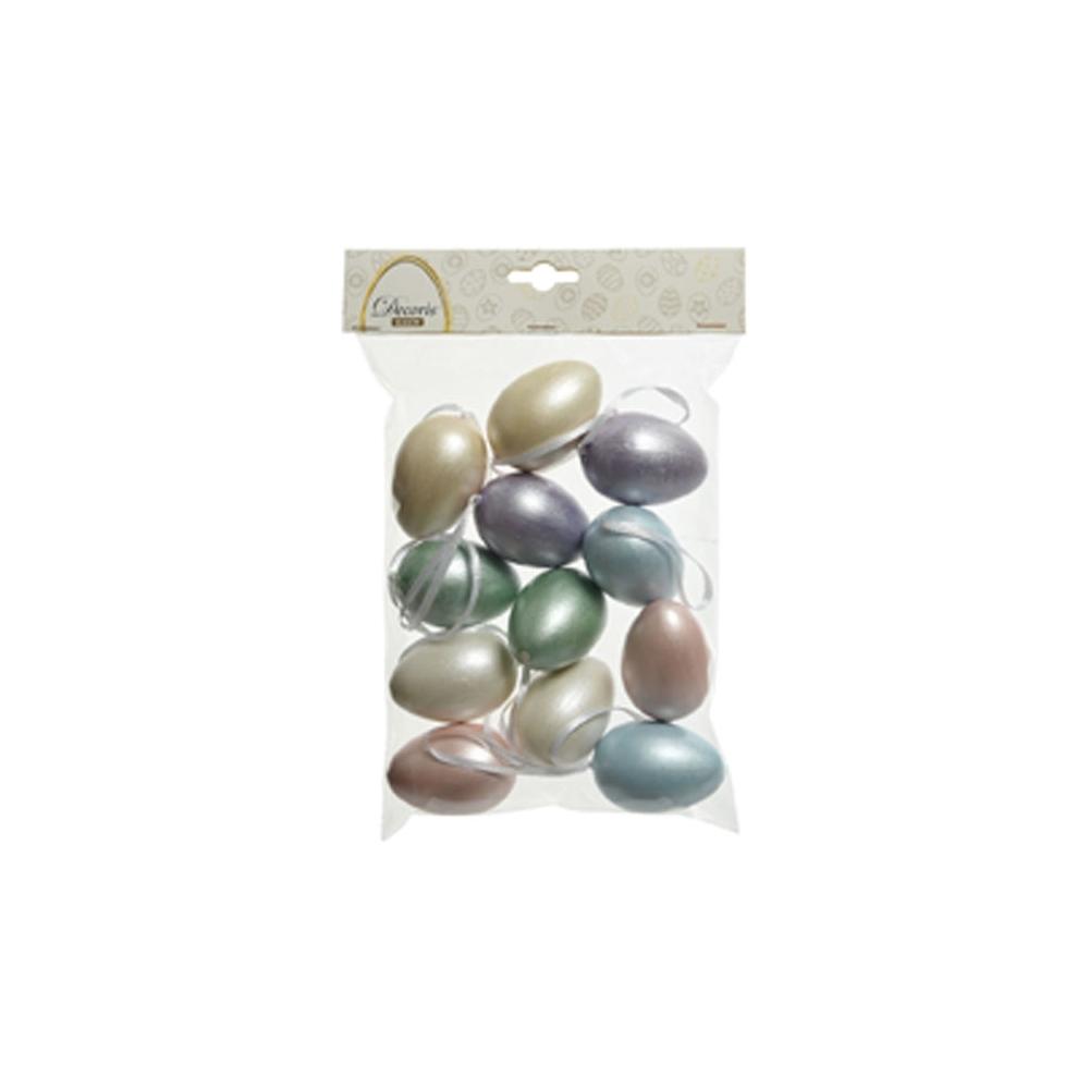 Uova da appendere (12 pezzi)