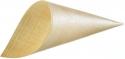 Coni in legno (50 pezzi)