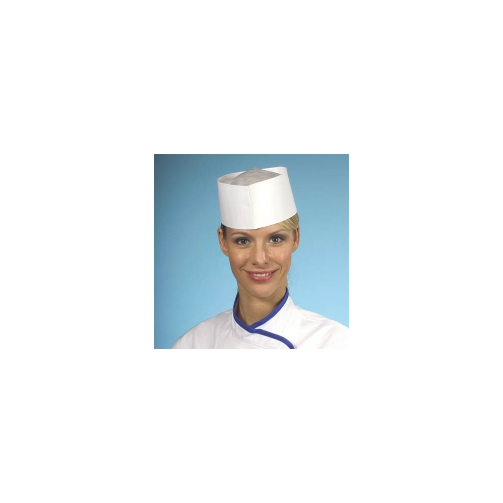 25 berretti da servizio in carta