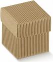 Scatole con coperchio quadrate