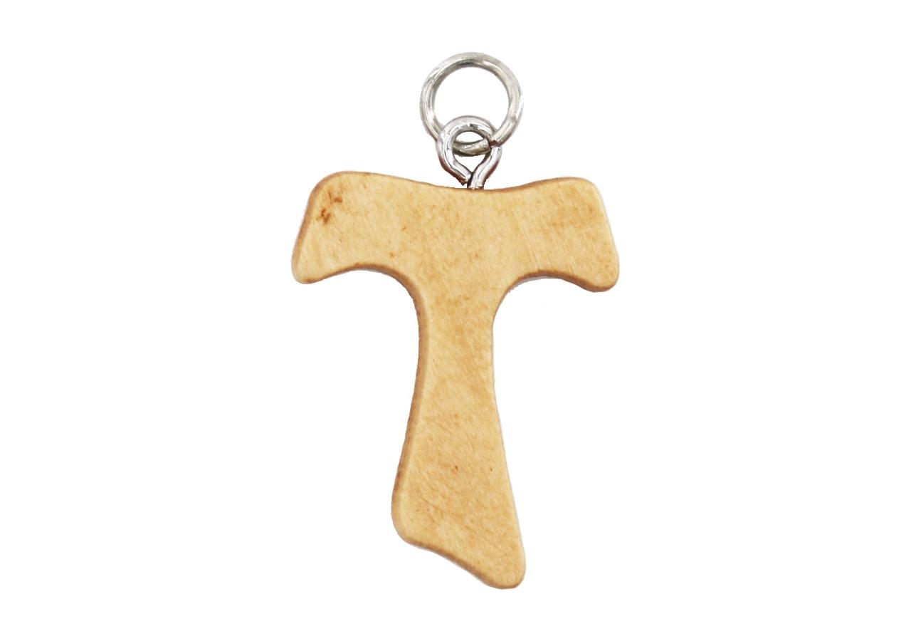 Ciondolo croce Tao in confezione da 5 pezzi
