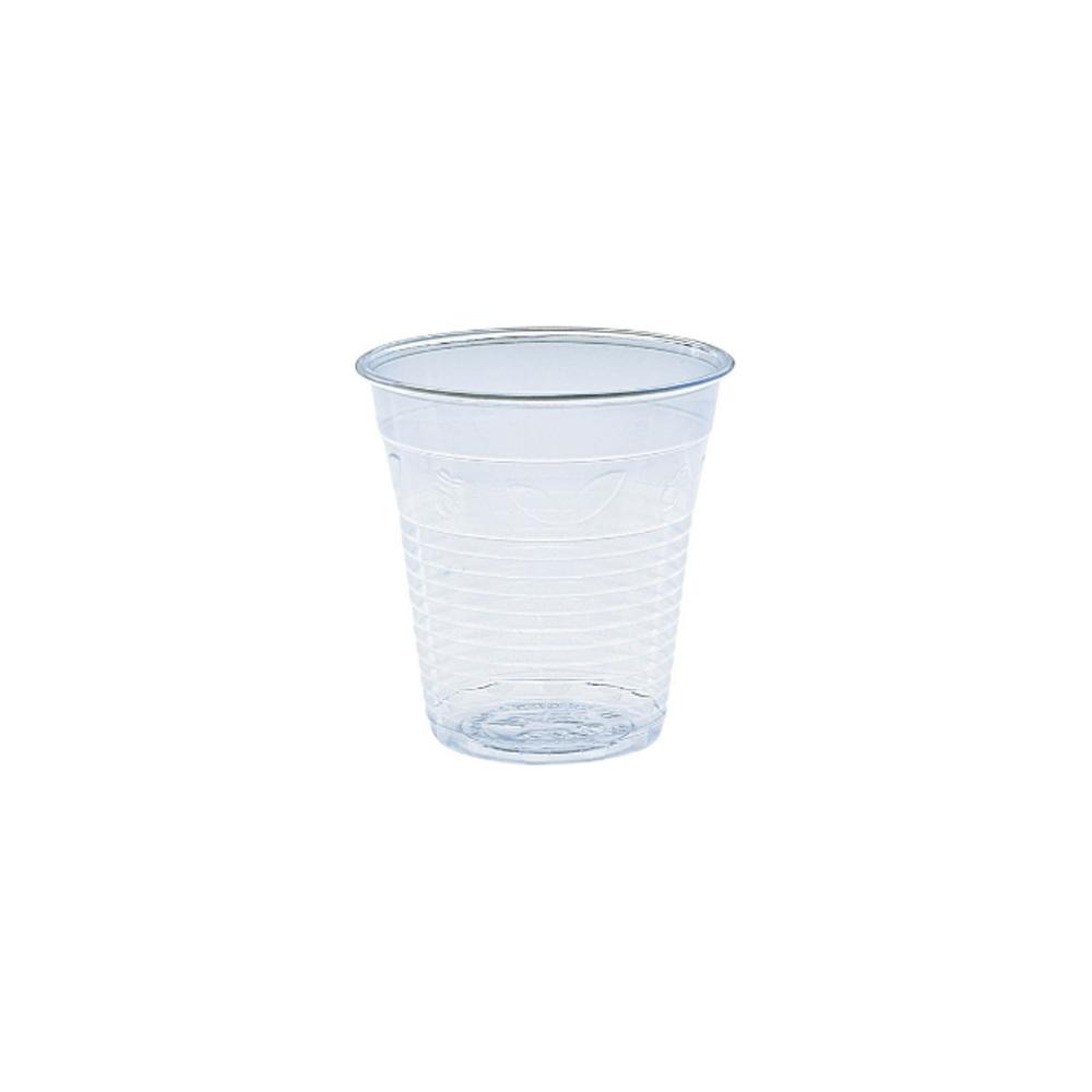 Bicchieri in pla (100 pezzi)