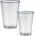 Bicchieri in pla (50 pezzi)