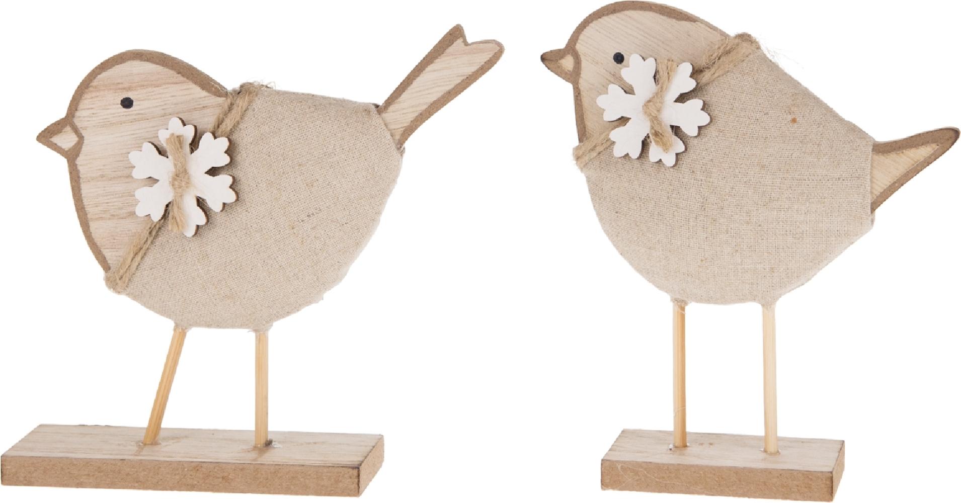 Uccellino in legno