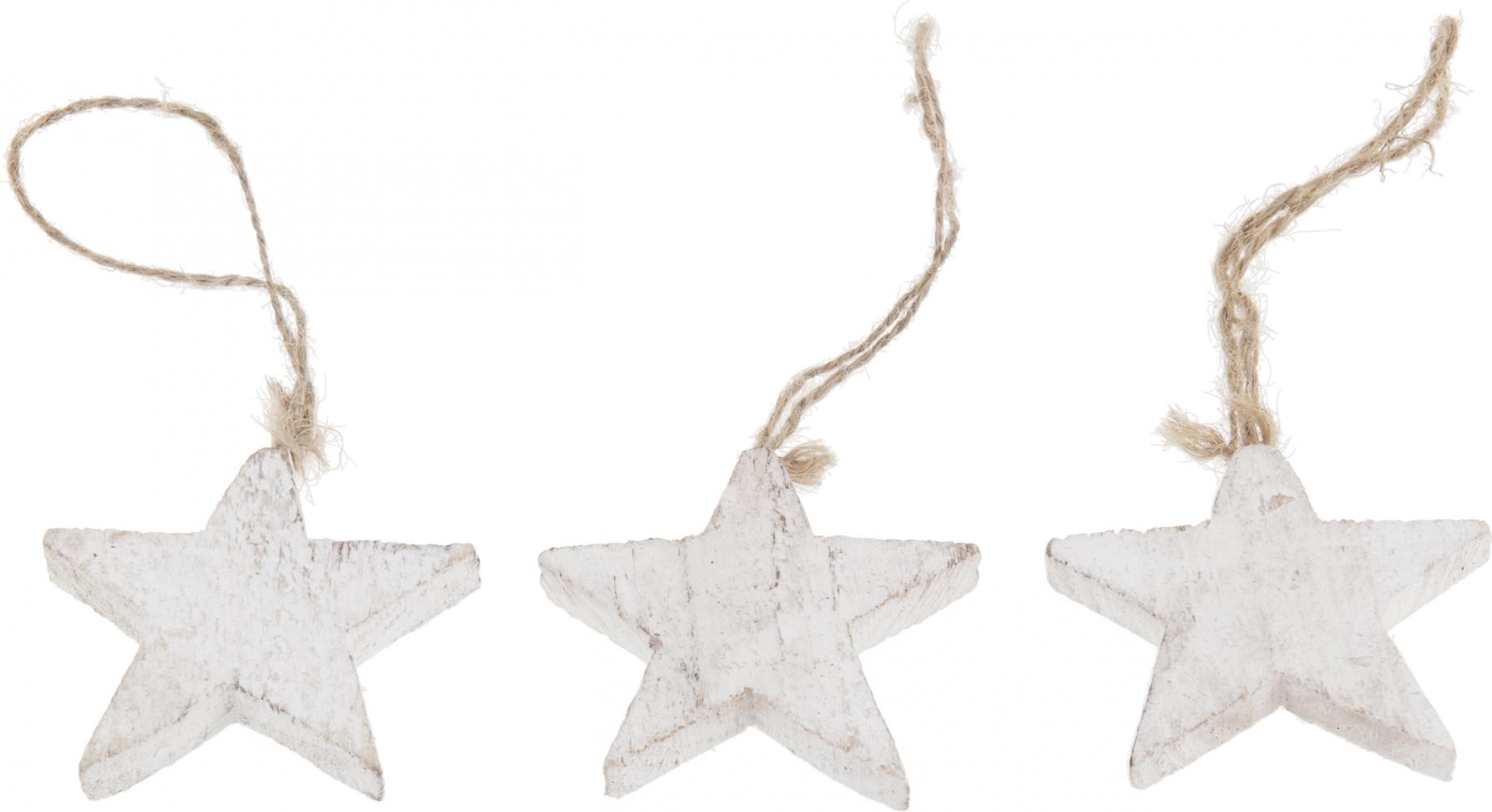 10 stelle in legno