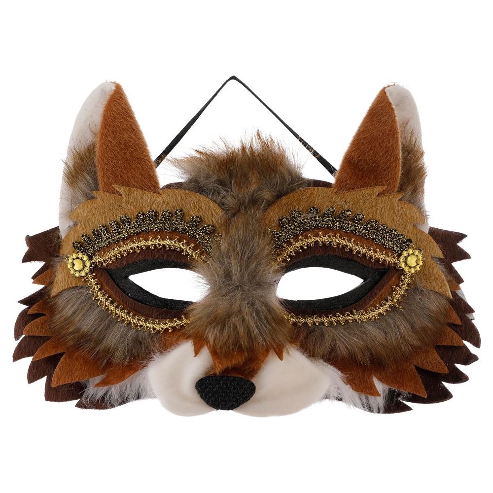 Maschera volpe