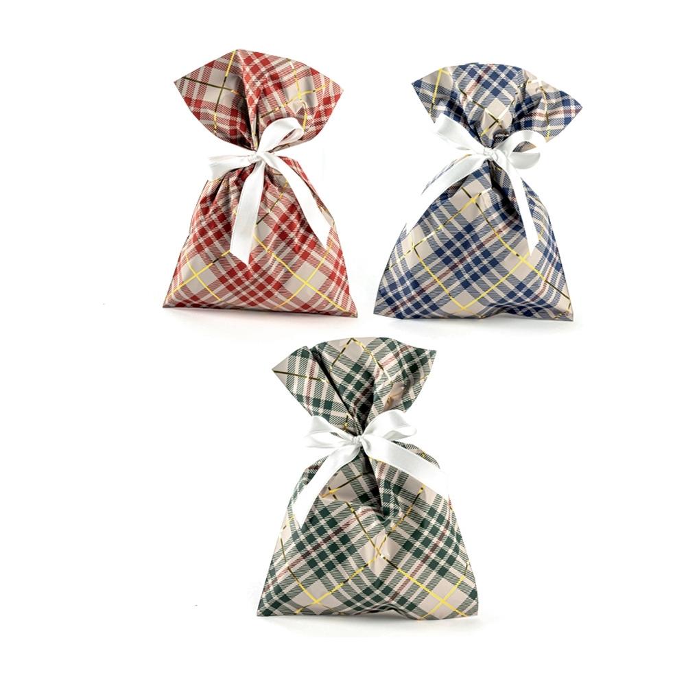 Busta regalo scozzese