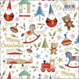 Carta regalo giocattoli, confezione da 25 fogli. Vendita all'ingrosso e online