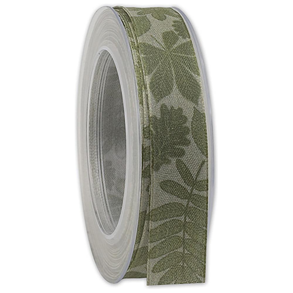 Nastro tessuto foglie