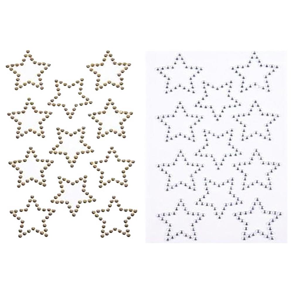 Stelline diamante (11 pezzi)