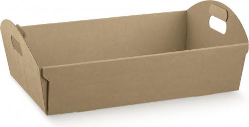 cesto avana liscio in cartoncino