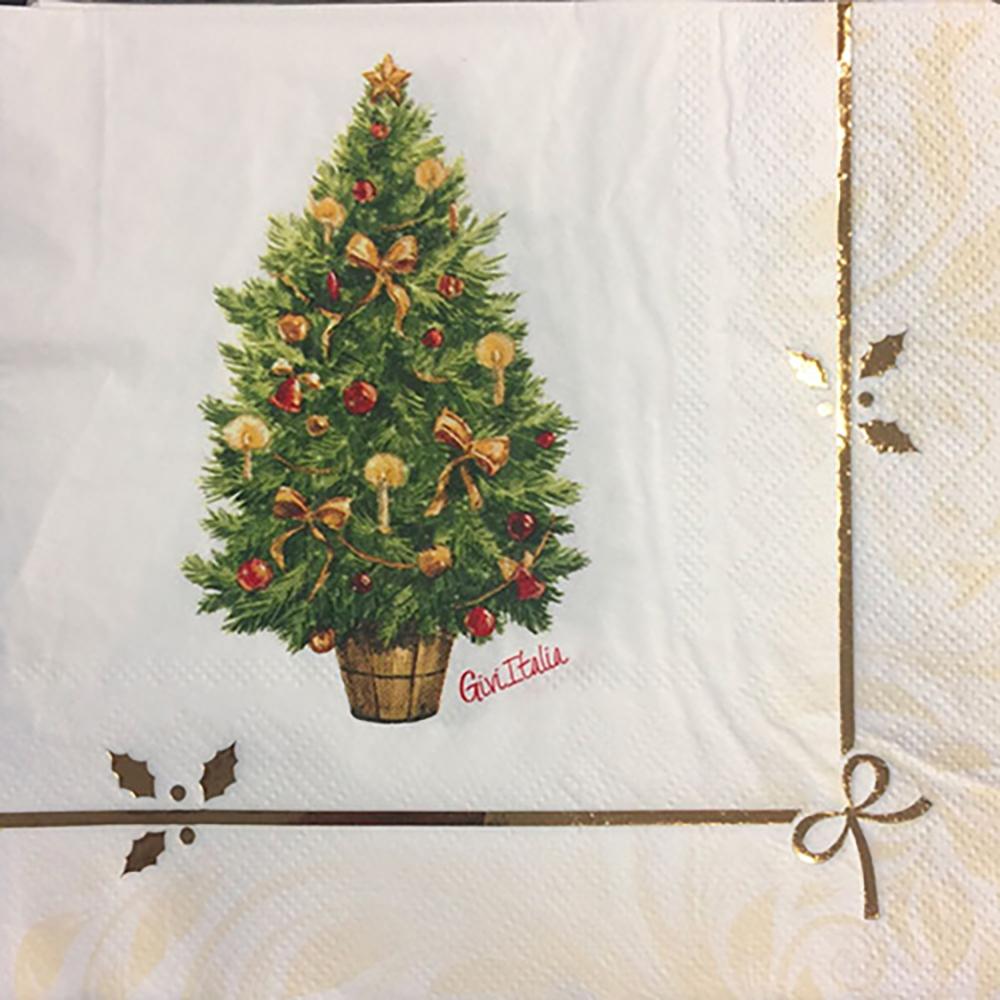 Tovaglioli magic christmas (16 pezzi)