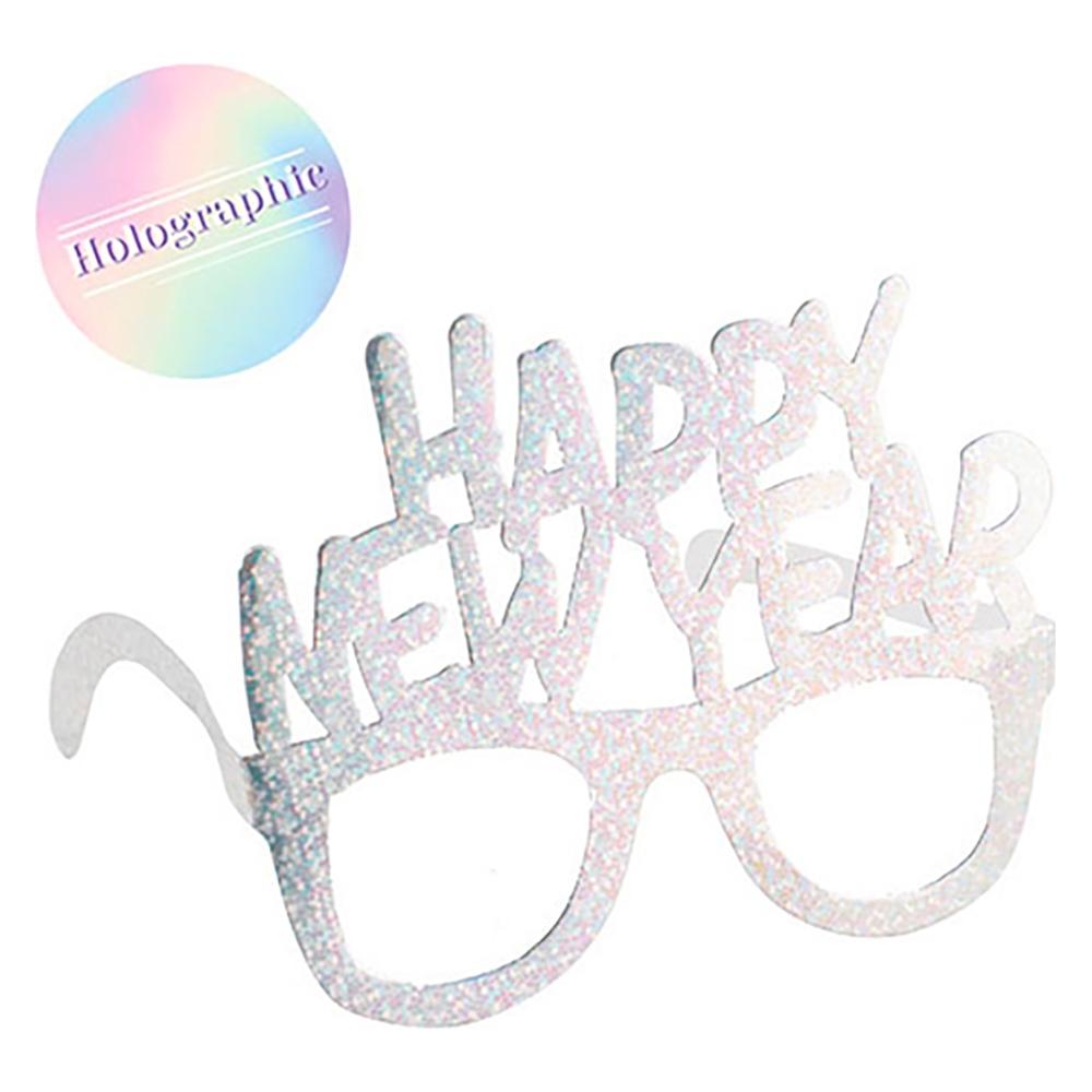 Occhiali happy new year (6 paia)