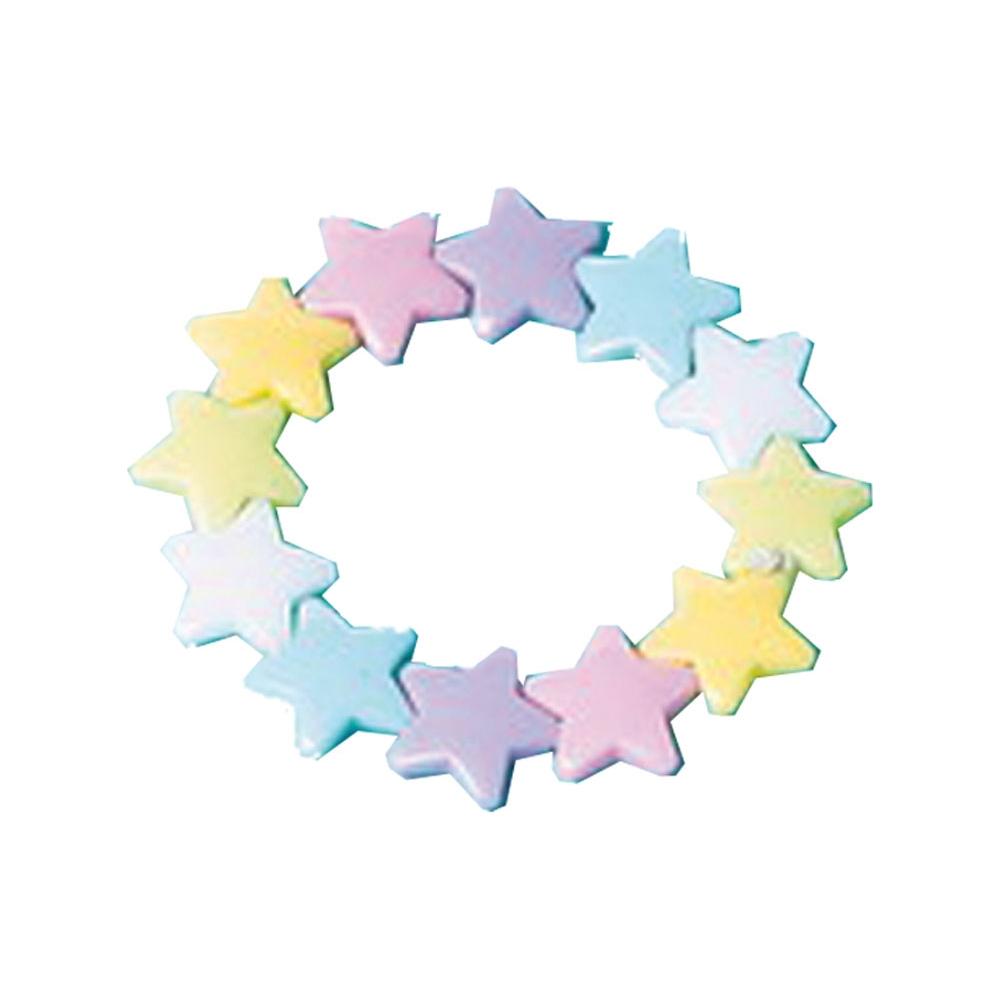 Braccialetti stelle (12 pezzi)